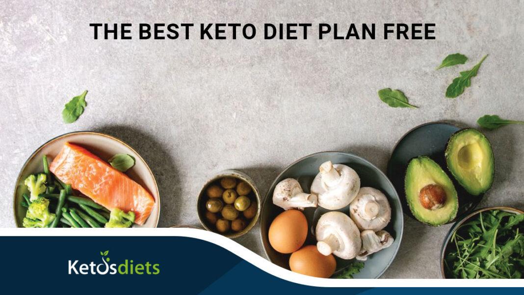 keto diet plan free
