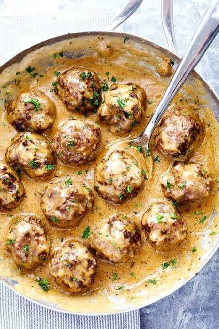 Swedish-meat-balls
