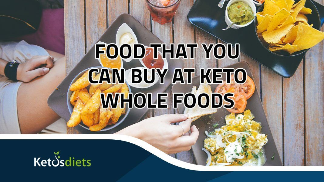 Keto Whole Foods