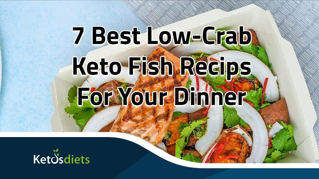 best keto fish recipes