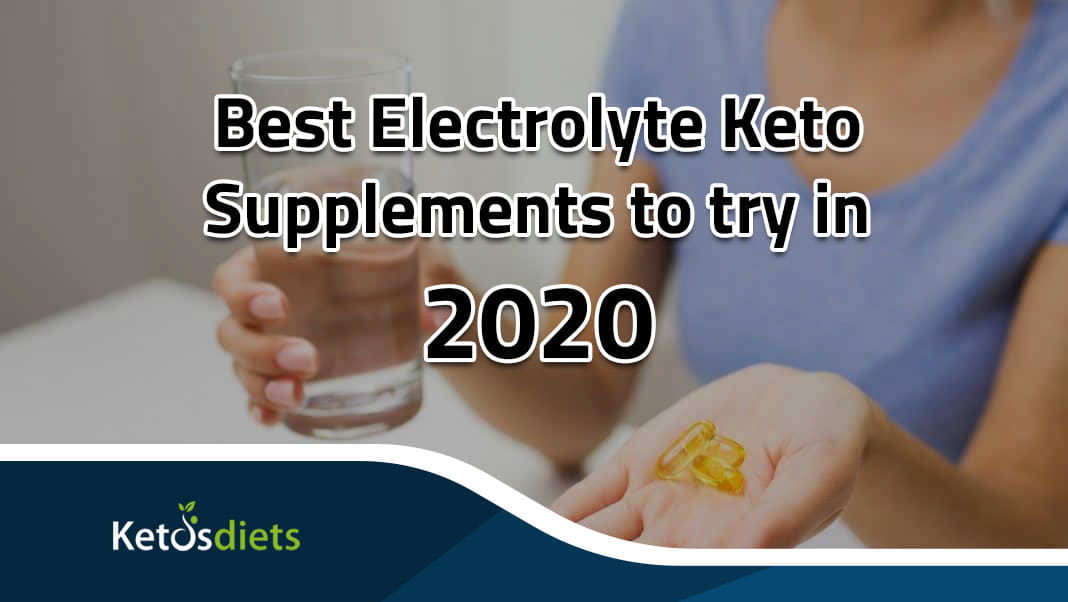 electrolyte keto supplements