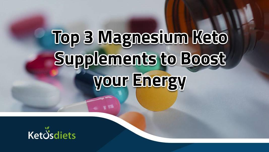 Magnesium Keto Supplements