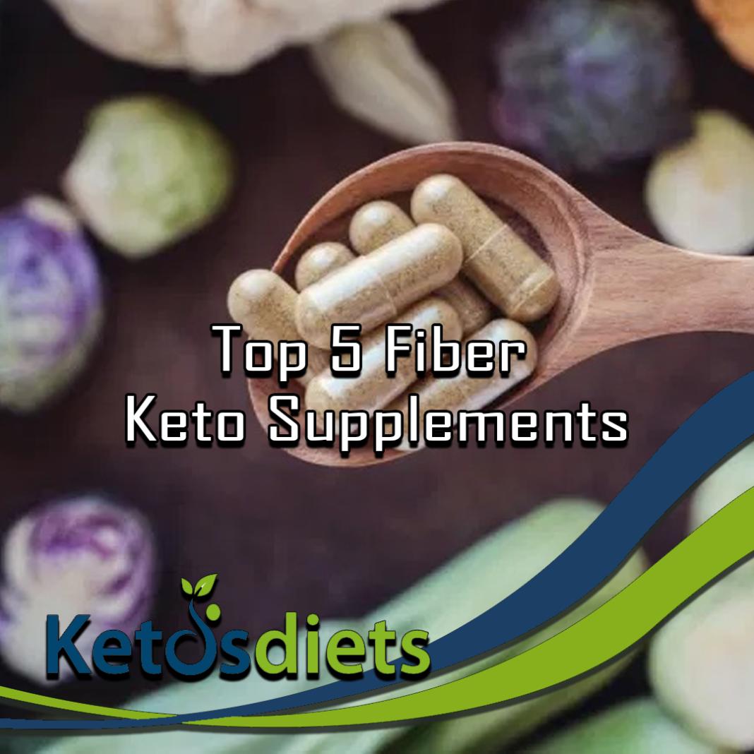 fiber keto supplements