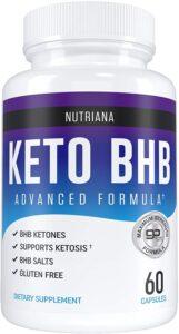 Nutriana Keto diet BHB pills