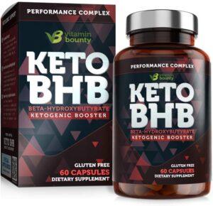 Vitamin Bounty Keto